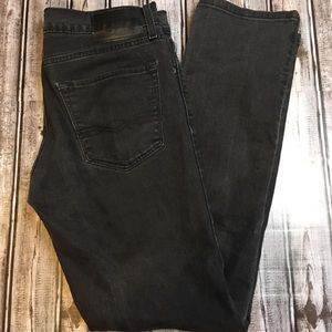 Denizen Levi black jeans